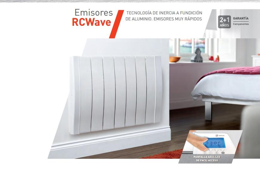 Emisores t rmicos haverland rcwave mundo calefacci n - Emisores termicos haverland ...