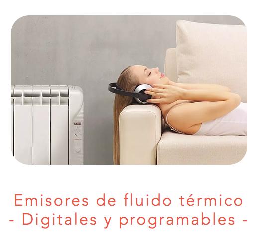 Emisores termicos digitales y programabl