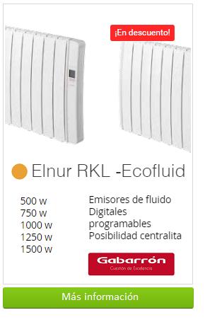 Radiadores el ctricos y emisores t rmicos de bajo consumo - Calefaccion electrica consumo ...