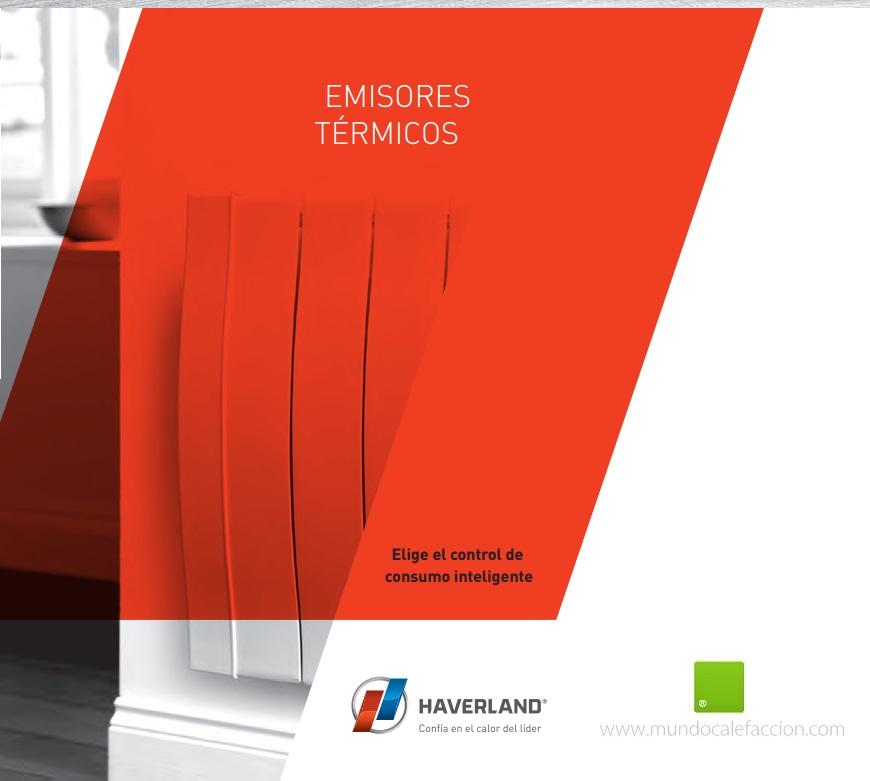 Emisores t rmicos haverland mundo calefacci n - Radiadores emisores termicos ...